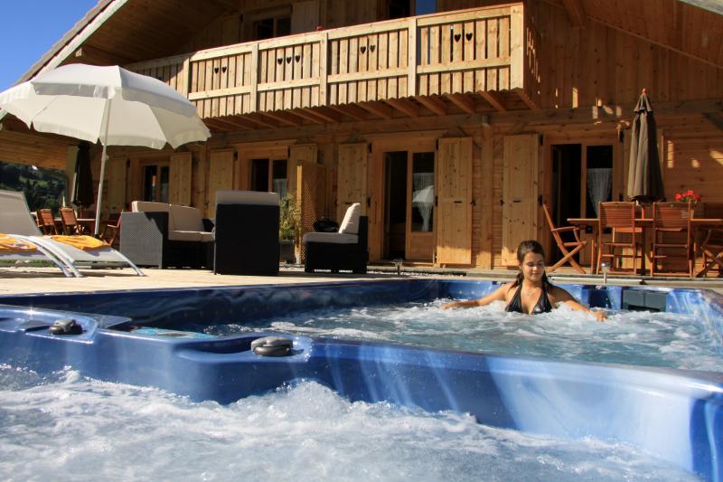 Zwembad  Appartement 59034 Saint Gervais Mont-Blanc