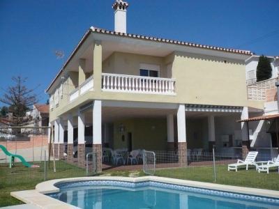 Het aanzicht van de woning  Villa 59335 V�lez M�laga