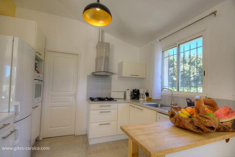 Open keuken  Villa 59939 Porto Vecchio