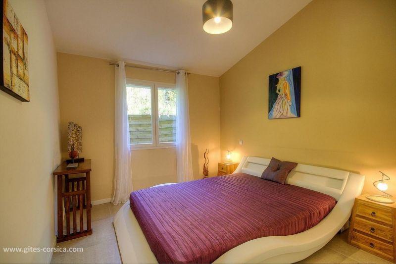 slaapkamer 1  Villa 59939 Porto Vecchio