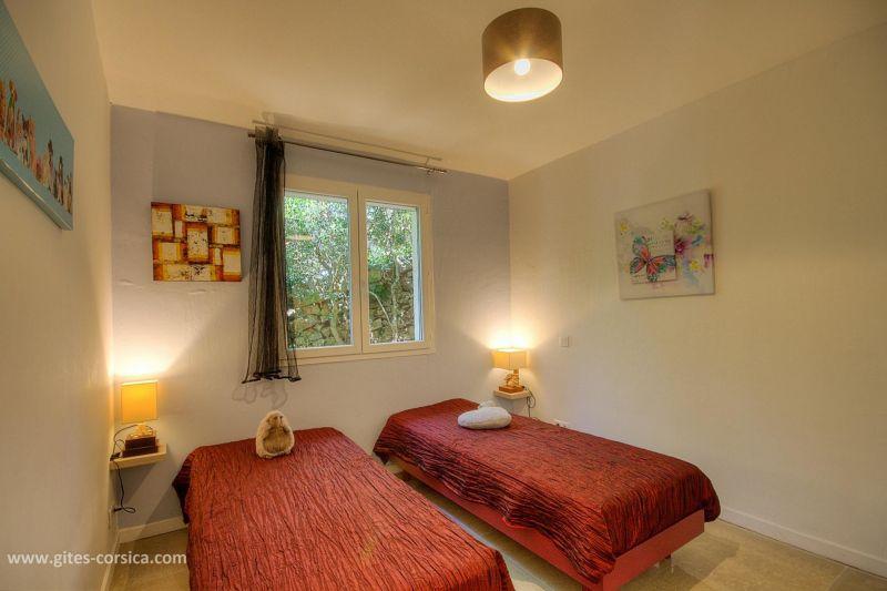 slaapkamer 3  Villa 59939 Porto Vecchio