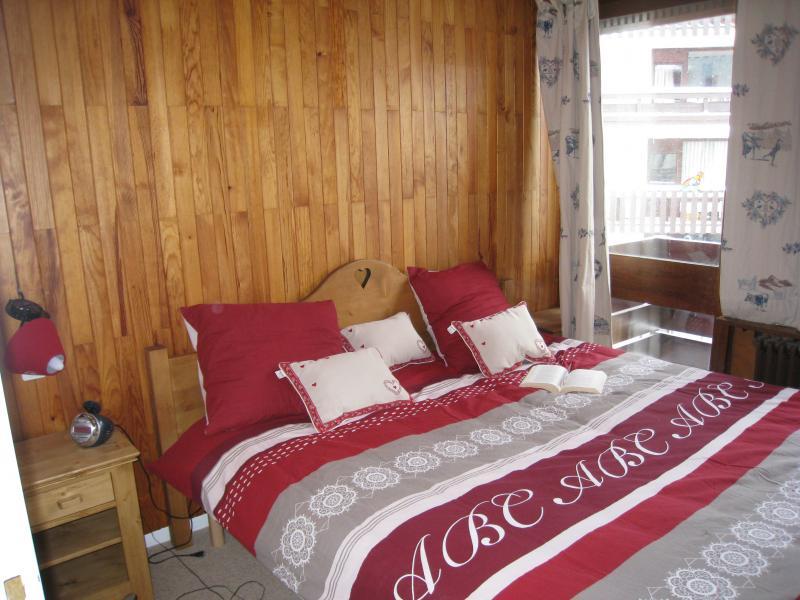 slaapkamer 1  Appartement 60012 Tignes