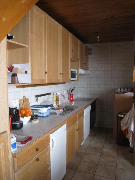 Open keuken  Appartement 60012 Tignes