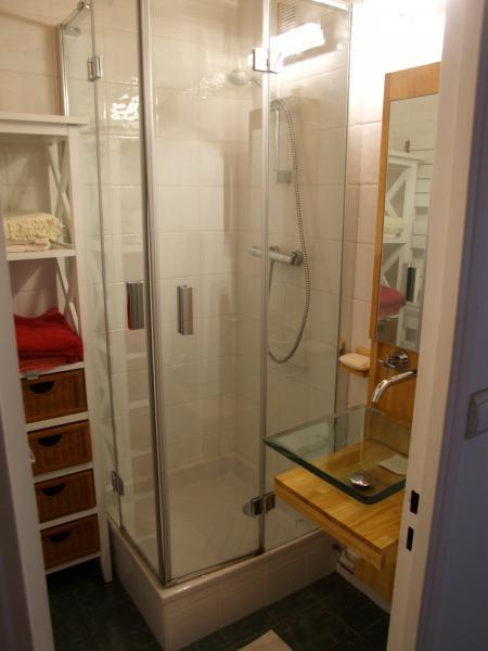 Badkamer  Appartement 60012 Tignes