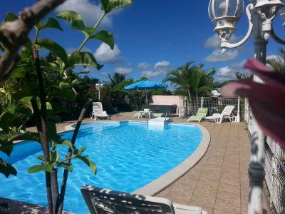 Zwembad  Vakantiehuis 60117 Sainte Anne(Guadeloupe)