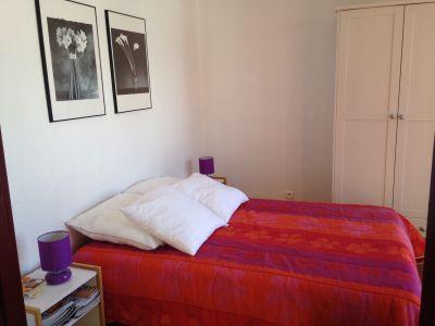 slaapkamer 1  Appartement 60817 Le Corbier