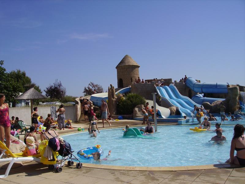 Zwembad  Stacaravan 60835 Saint Jean de Monts