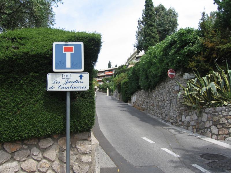 Het aanzicht van de woning  Appartement 62604 Cannes