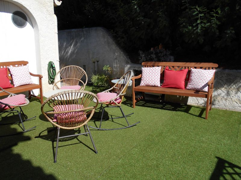 Tuin  Villa 63384 Les Issambres