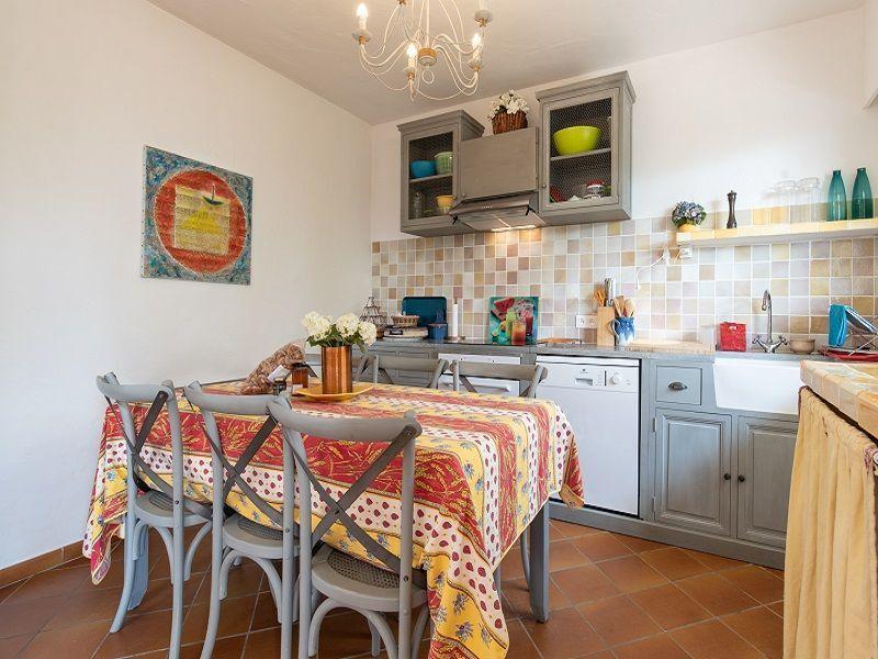 Gesloten keuken 2  Villa 63384 Les Issambres