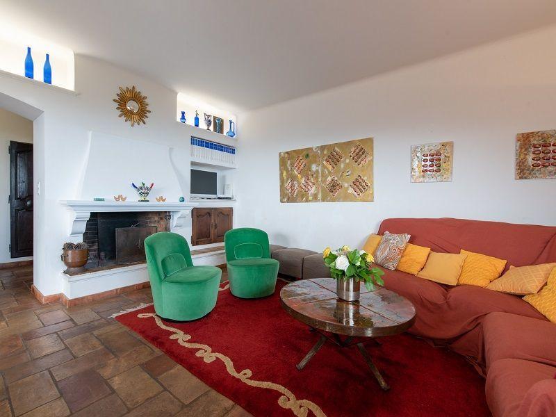 Woonkamer 1  Villa 63384 Les Issambres