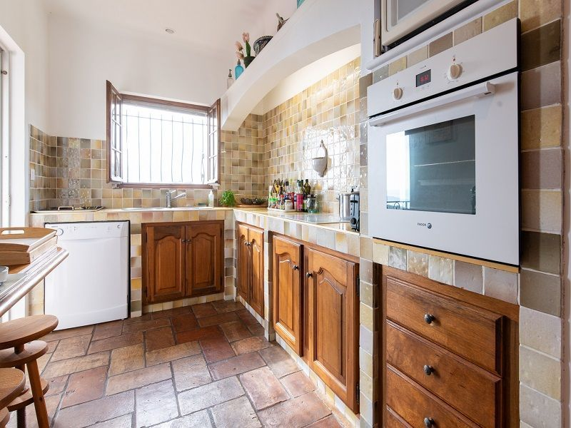 Gesloten keuken 1  Villa 63384 Les Issambres
