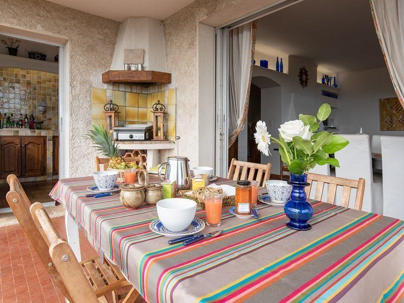 Terras 1  Villa 63384 Les Issambres