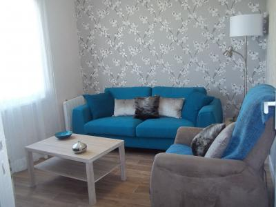 Woonkamer  Huis 6366 Biarritz
