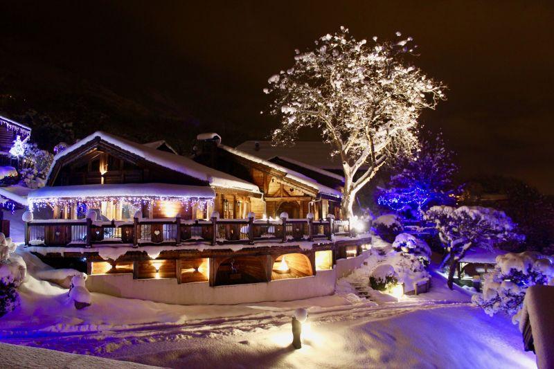 Het aanzicht van de woning  Chalet 651 Chamonix Mont-Blanc