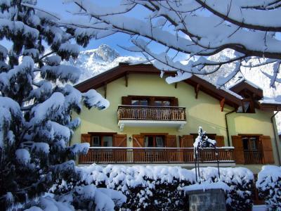 Het aanzicht van de woning  Appartement 669 Chamonix Mont-Blanc