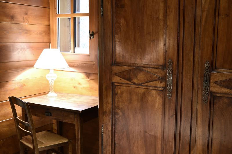 slaapkamer 2  Chalet 706 Chamonix Mont-Blanc