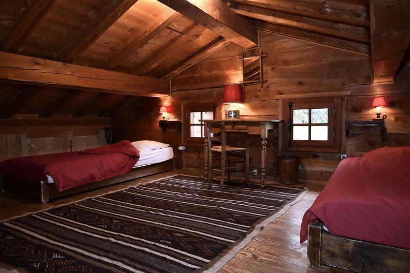 slaapkamer 3  Chalet 706 Chamonix Mont-Blanc
