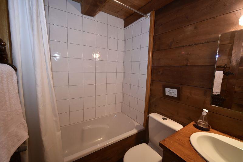 badkamer 1  Chalet 706 Chamonix Mont-Blanc