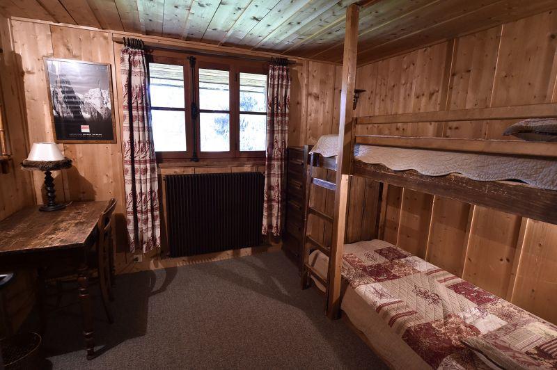 slaapkamer 5  Chalet 706 Chamonix Mont-Blanc