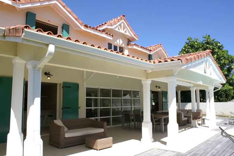 Terras  Villa 8020 Saint Francois