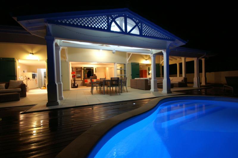 Zwembad  Villa 8020 Saint Francois