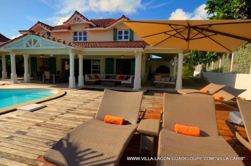 Het aanzicht van de woning  Villa 8020 Saint Francois