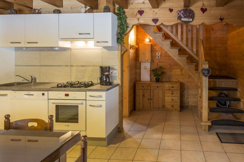 Open keuken  Chalet 845 Annecy