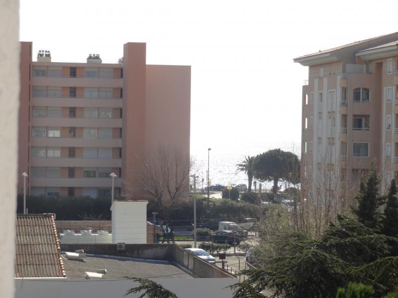 Uitzicht vanaf het balkon  Appartement 8488 Fréjus