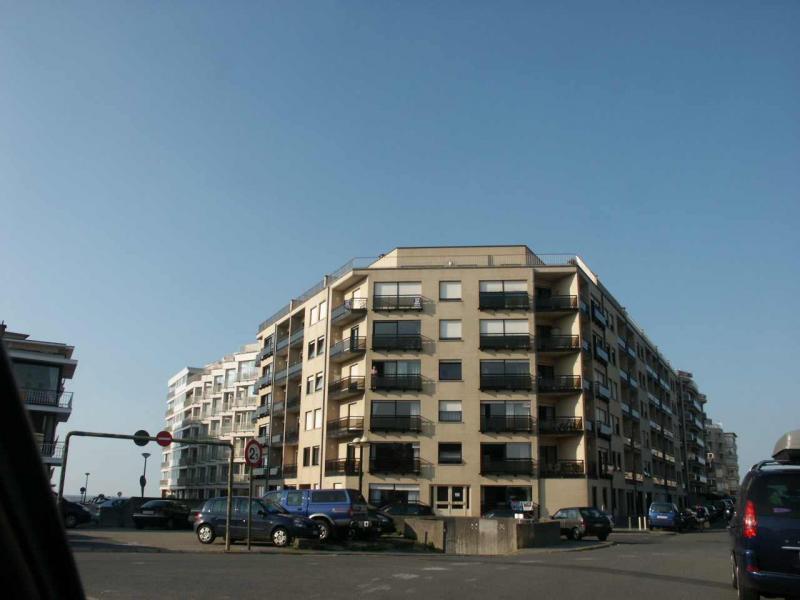 Het aanzicht van de woning  Appartement 9565 Koksijde