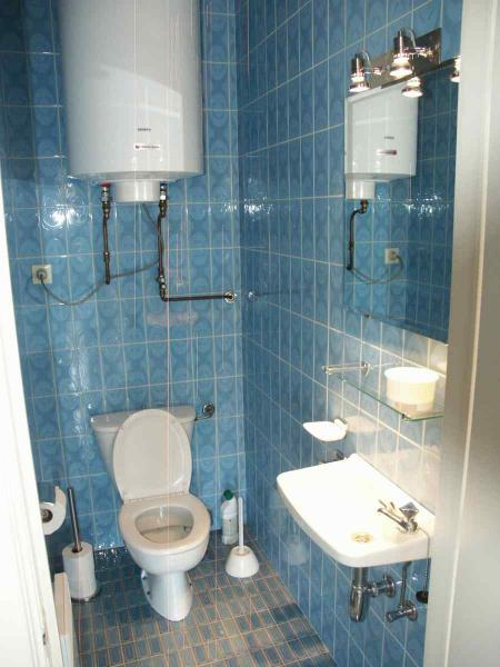 Apart toilet  Appartement 9565 Koksijde