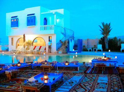 Zwembad  Villa 9883 Djerba