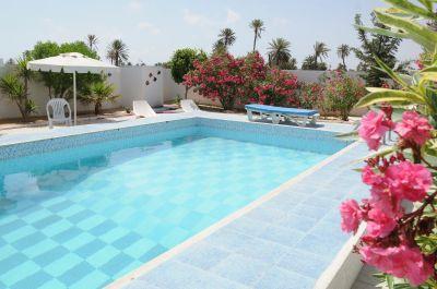 Zwembad  Villa 9885 Djerba