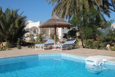 Zwembad  Villa 9886 Djerba