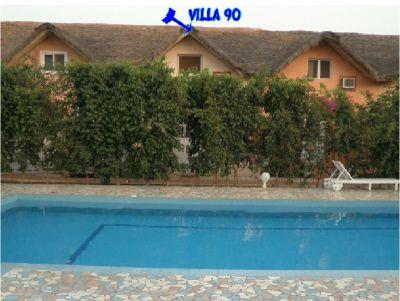 Zwembad  Villa 108330 Saly