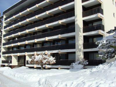 Het aanzicht van de woning  Appartement 112005 Le Collet d'Allevard