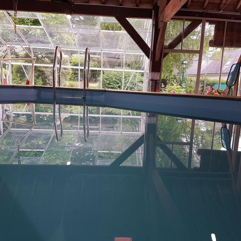 Zwembad  Villa 115829 Baud