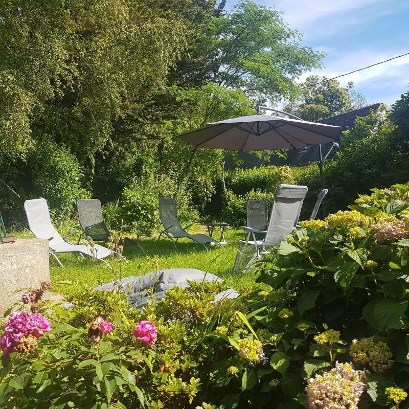 Tuin  Villa 115829 Baud