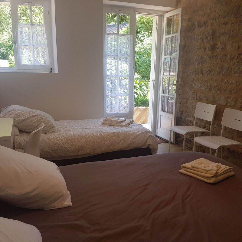 slaapkamer 1  Villa 115829 Baud