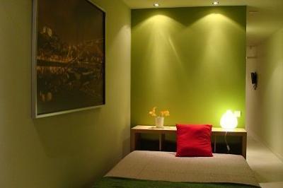 slaapkamer  Appartement 68653 Porto