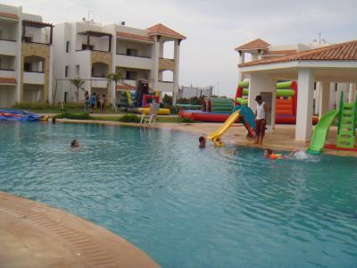 Zwembad  Appartement 68882 Asilah