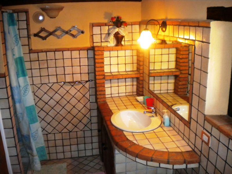 badkamer 1  Huis 79432 Cortona