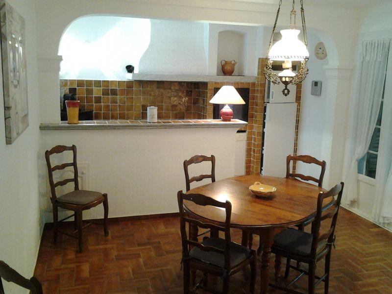 Eetkamer  Appartement 93434 Saint Tropez