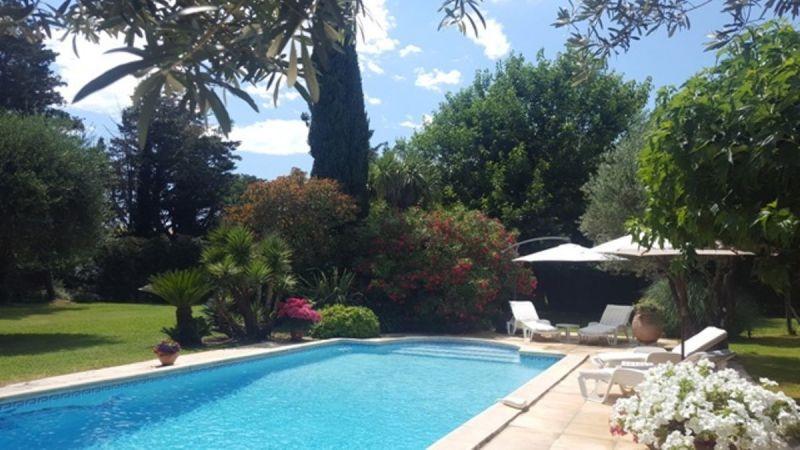 Zwembad  Appartement 93434 Saint Tropez