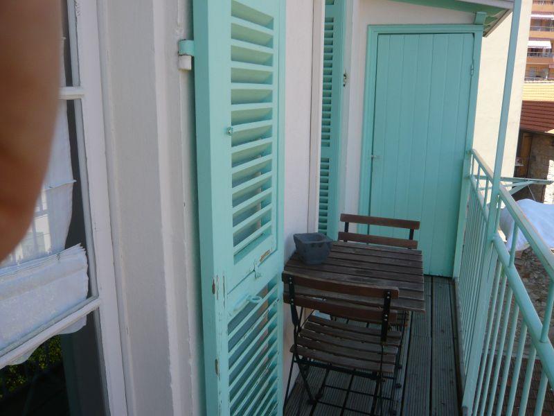 Uitzicht vanaf het balkon  Appartement 96723 Menton