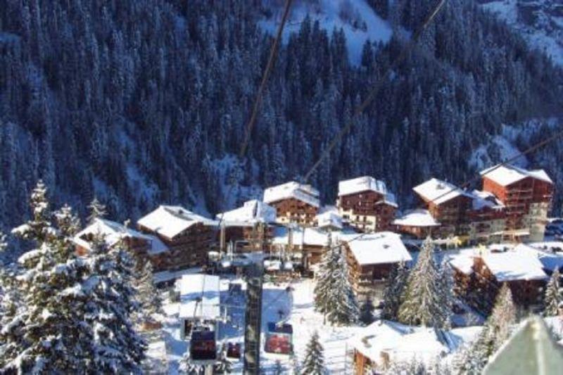 Overig uitzicht  Appartement 106847 Valfréjus