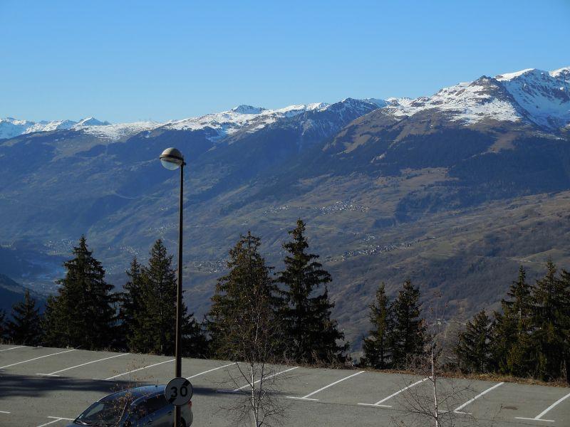 Uitzicht vanaf de woning  Studio 107099 Les Arcs