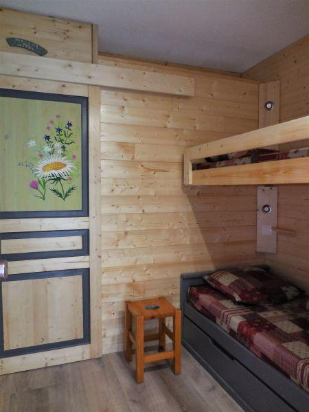 slaapkamer  Studio 107099 Les Arcs