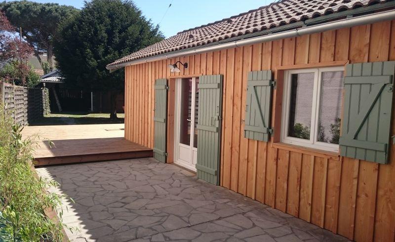 Parkeerplaats  Vakantiehuis 108872 Andernos les Bains