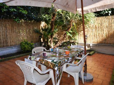 Tuin  Appartement 112414 Rome